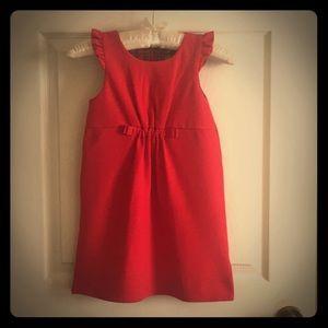 Lands' End jumper dress